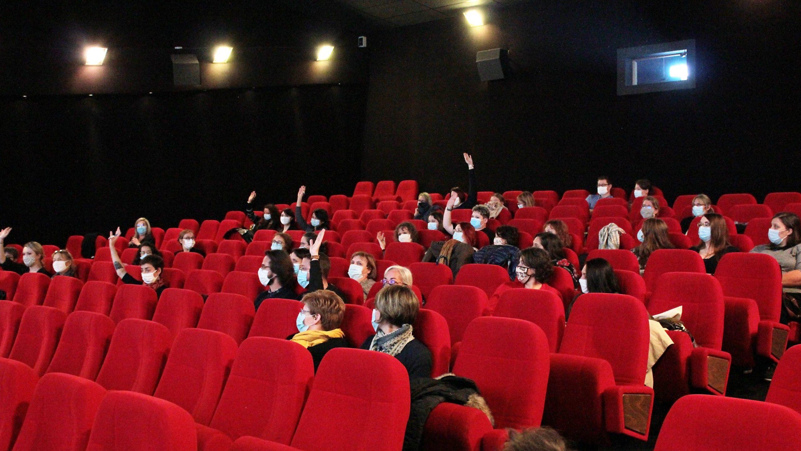 Collège au cinéma Les Étoiles - Bruay-La-Buissière