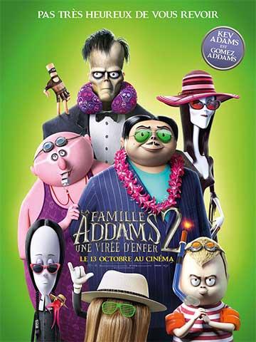 La Famille Addams 2 - Cinéma Les etoiles -Bruay La Buissière