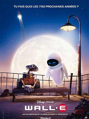 Wall-E - Cinéma Les etoiles -Bruay La Buissière