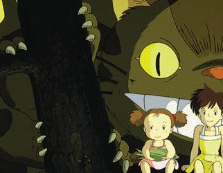 Mon voisin Totoro - Cinéma Les etoiles -Bruay La Buissière